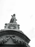 Statues galore!