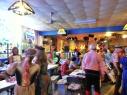 Beer, food and dancing
