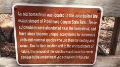 Homestead = ecological heaven