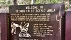 DeSoto Falls – Georgia